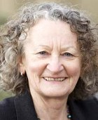 Green Party mayoral candidate Jenny Jones
