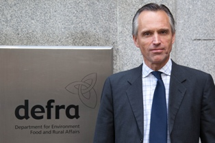Lord de Mauley was formerly the air quality minister at Defra from 2012-2013
