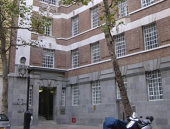 Defra's Nobel House headquarters in London