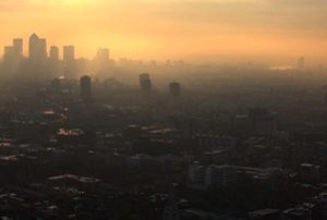 The World Health Organisation estimates that air pollution costs the UK economy approximately £54 billion a year