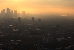 A London Assembly committee paper claims 9% of deaths in the capital's most polluted areas are attributable to air pollution.