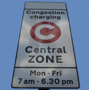 The Congestion Charge will increase by £1.50 from June 16 2014