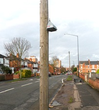 Street air monitor