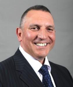 Havering borough councillor Barry Tebbutt