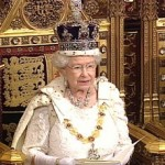 In her speech, the Queen outlines government plans to remove obligations for local authorities to carry out further assessment after declaring an Air Quality Management Area