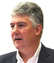 Professor Frank Kelly of King's College London's Environmental Research Group