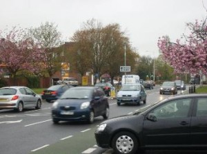 Hillingdon showed the largest increase in the percentage of deaths attributable to man-made air pollution in 2011, according to government figures