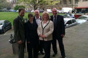 The Green Party MEP candidates aim to continue the fight against air pollution