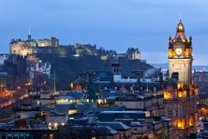 Edinburgh's air quality is improving, the city council has claimed