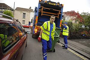 GMB says work is needed to reduce air pollution exposure for street cleaners, refuse workers and parking staff