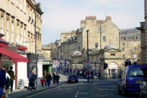 Bath and North East Somerset council has adopted a new transport strategy to tackle traffic congestion and boost air quality in the city