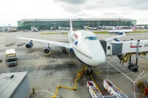 Two of the proposed schemes would see an expansion of Heathrow Airport