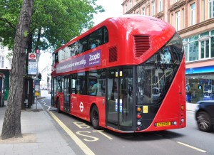 New Routemaster buses have operated in London since 2012