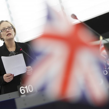MEP Julie Girling has received assurances over the future of the EU Commission's air quality package