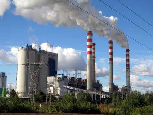 The EU is currently drawing up new air pollution limits under the Industrial Emission Directive