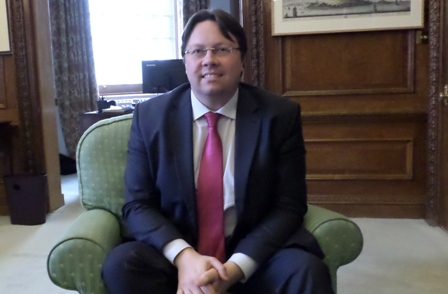 Former Defra minister Dan Rogerson had served as MP for North Cornwall since 2005 until losing his seat yesterday