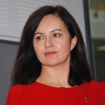 Caroline Flint MP, Labour's Shadow Secretary of State for Energy and Climate Change