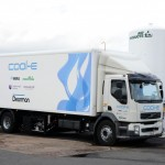 Dearman's Cool E zero emission transport refrigeration system