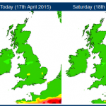 Defra forecast 17 april (2)