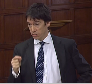 Rory Stewart, Defra's minister for air quality