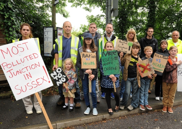 Local residents successfully fought an appeal from Gleeson Developments to build 97 homes in Hassocks village