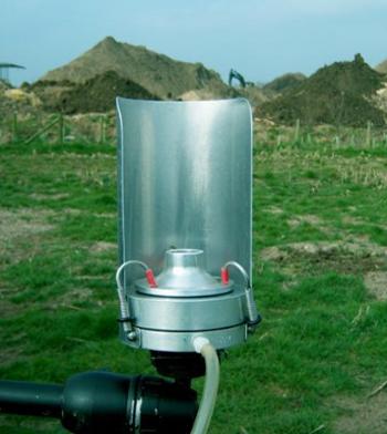 Bioaerosol monitoring equipment
