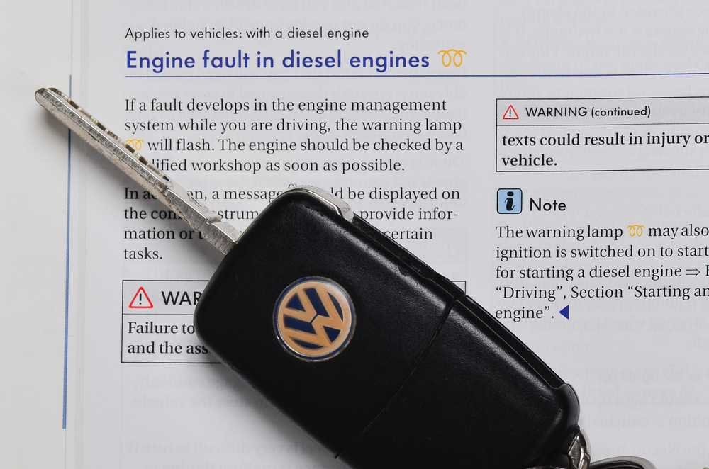 Volkswagen executive pleads guilty in United States diesel emissions case