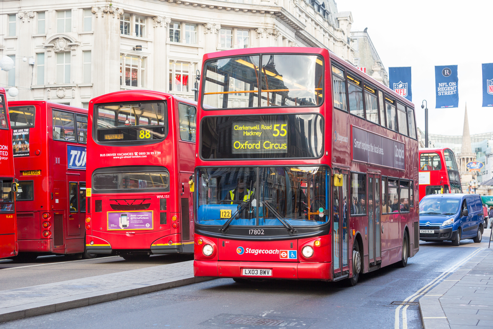 More than half of bus and coach sales in 2015 were of Euro 6 standard in terms of emissions
