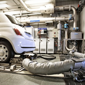 Laboratory testing of car emissons has been found to be inadequate, DfT said