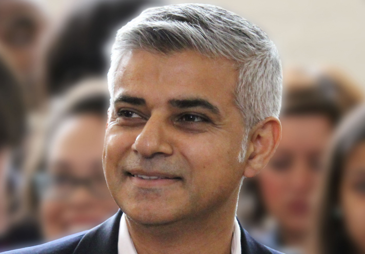 Air quality is a priority for new London mayor Sadiq Khan