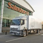 Dearman's zero emission engine will be trialled by Sainsbury's