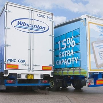 The trial involves the use of HGV trailers that are up to 2.05m longer than standard trailers - capable of transporting a greater volume of goods