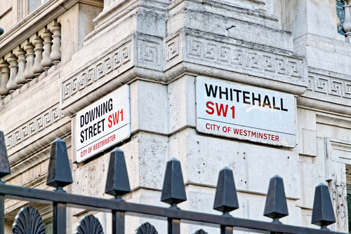 There has been 'engagement at all levels across Whitehall' on air pollution, the government claims