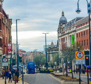 Leeds is one of the cities the government has promised to introduce a Clean Air Zone by 2020