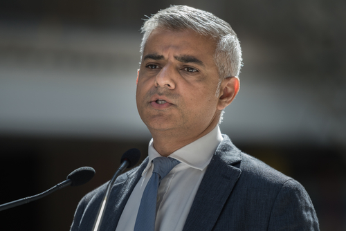 London Mayor Sadiq Khan says the ruling is a 'wake up call' to government