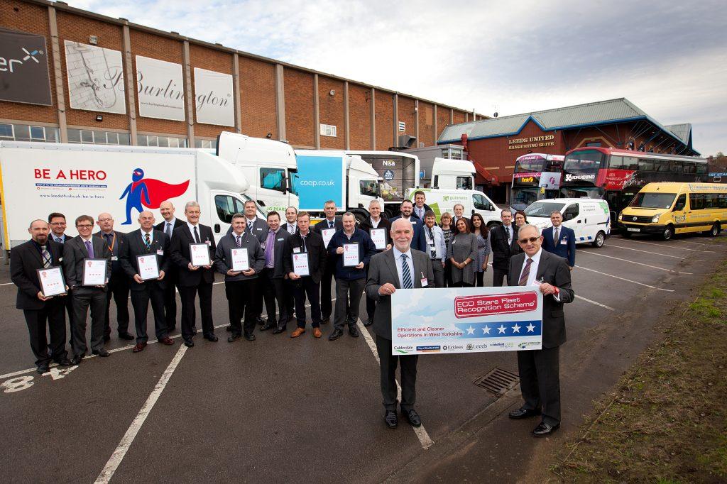 West Yorkshire Councils Join Eco Stars Scheme