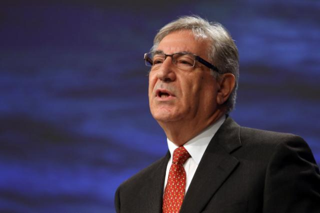 Karmenu Vella (© European Union , 2016. Source: EC - Audiovisual Service. Photo: François Walschaerts)