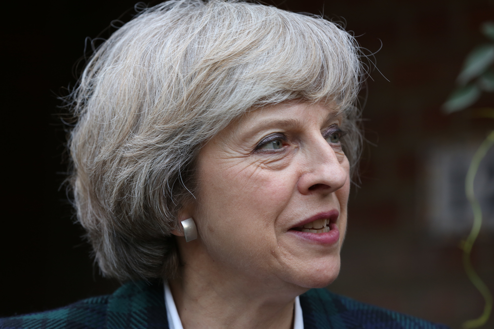 Prime Minister Theresa May unveiled the government's Industrial Strategy