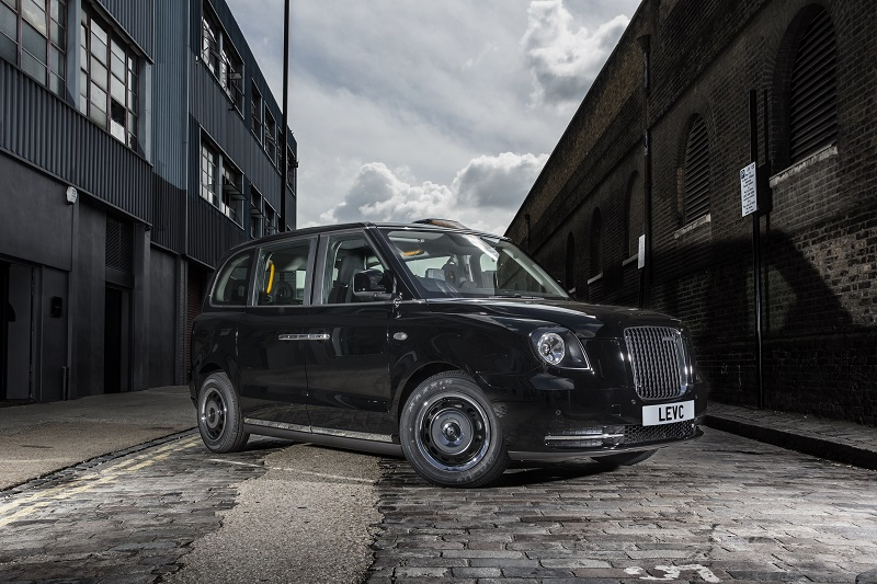 London black cabs to appear on Amsterdam's streets