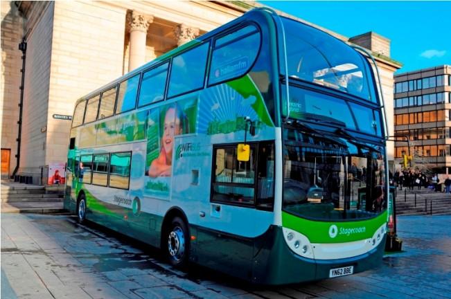Biomethane Buses To Help Cut Sheffield Transport Emissions