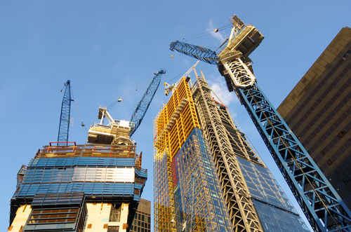City hall targets construction emissions reduction air for Housing construction companies