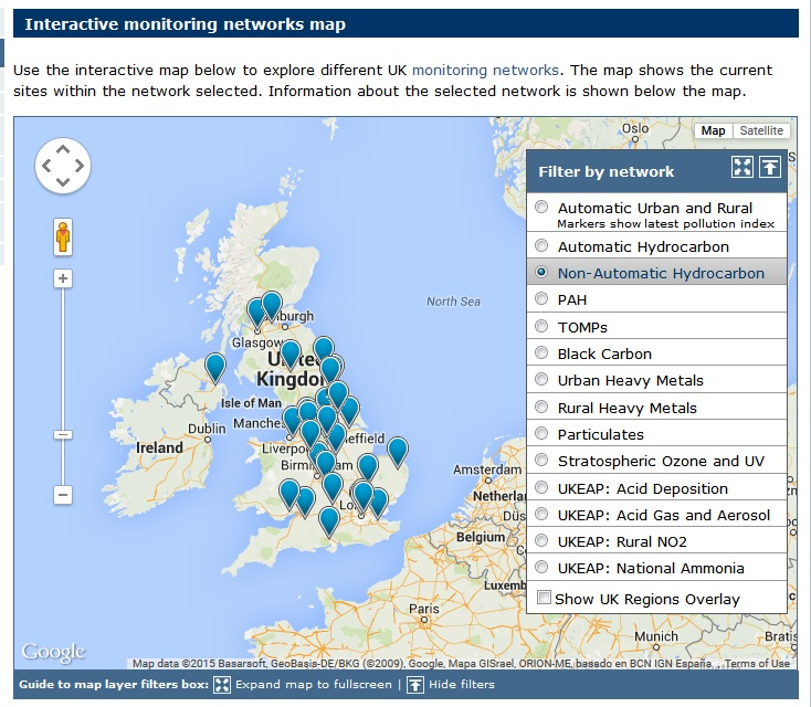 Defra Seeks New Hydrocarbon Monitoring Contractor