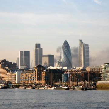 London transfer air quality