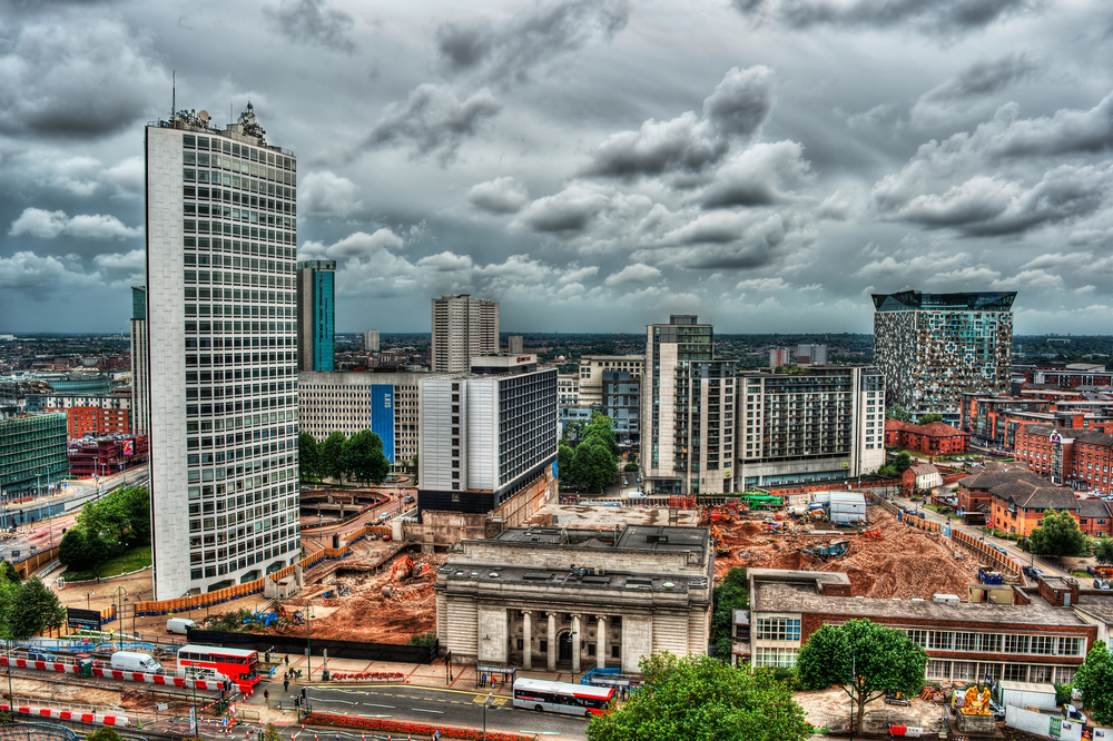 Used Cars Birmingham >> Birmingham starts 12-month 'clean air zone' research trial ...
