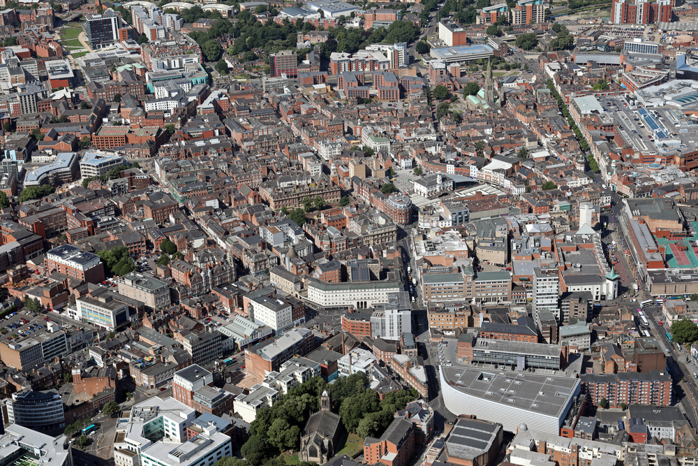 Leicester air quality