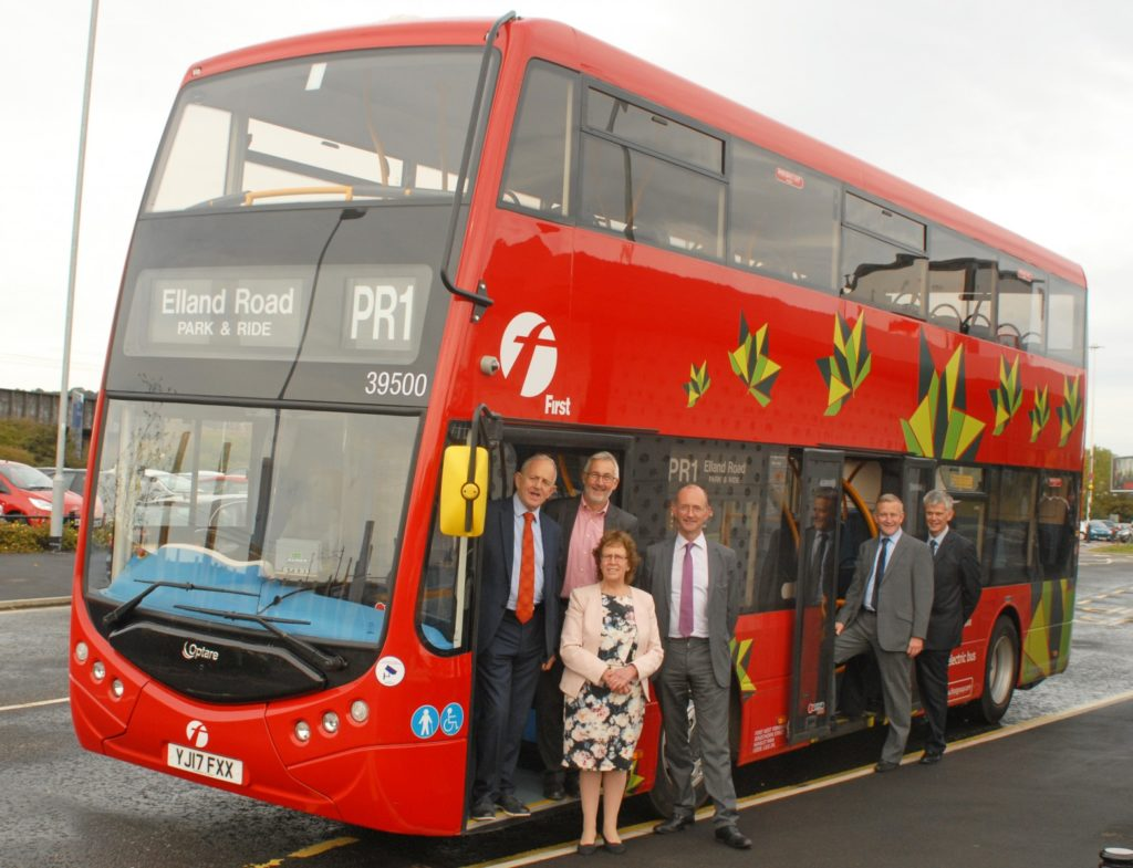 West Yorkshire Combined Authority receives funding to retrofit buses