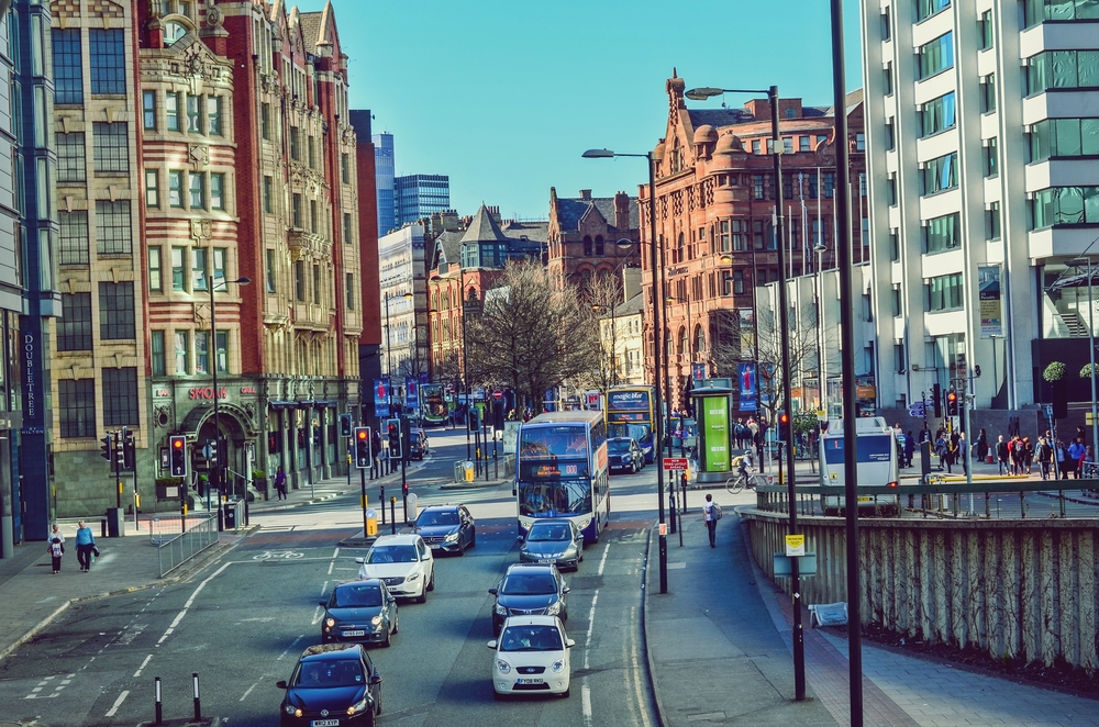 Government instructs Greater Manchester to accelerate CAZ plan