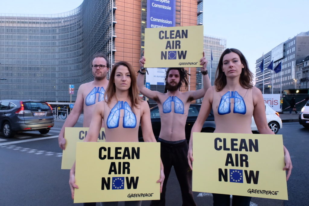 European Commissioner for Environment takes hard line on air quality violators