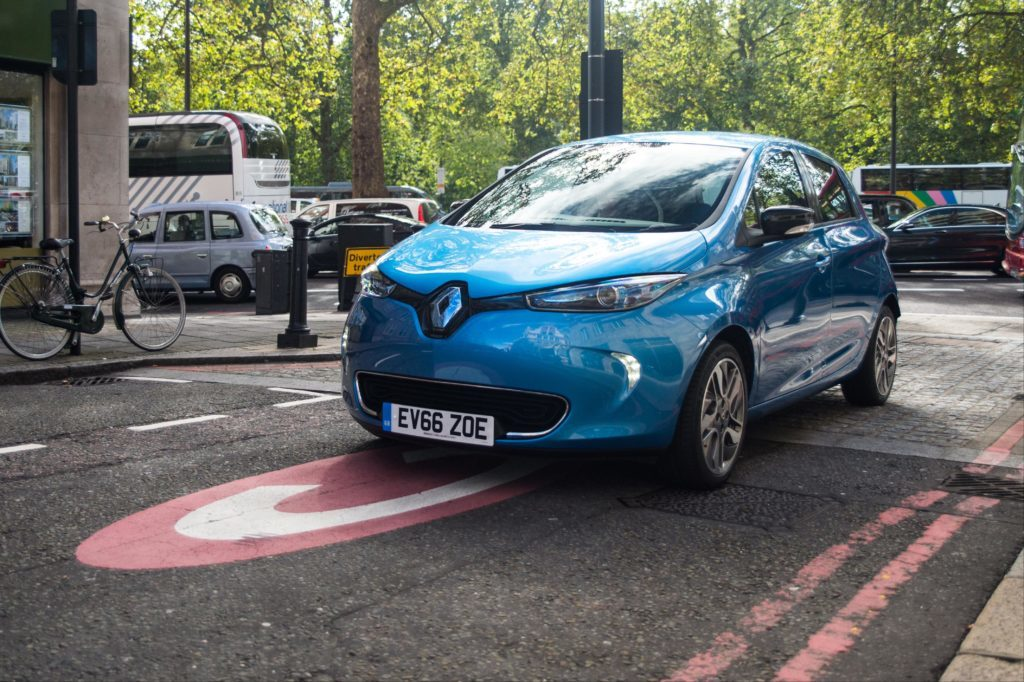 Renault's ZOE is among the most popular zero-emission vehicles on the market