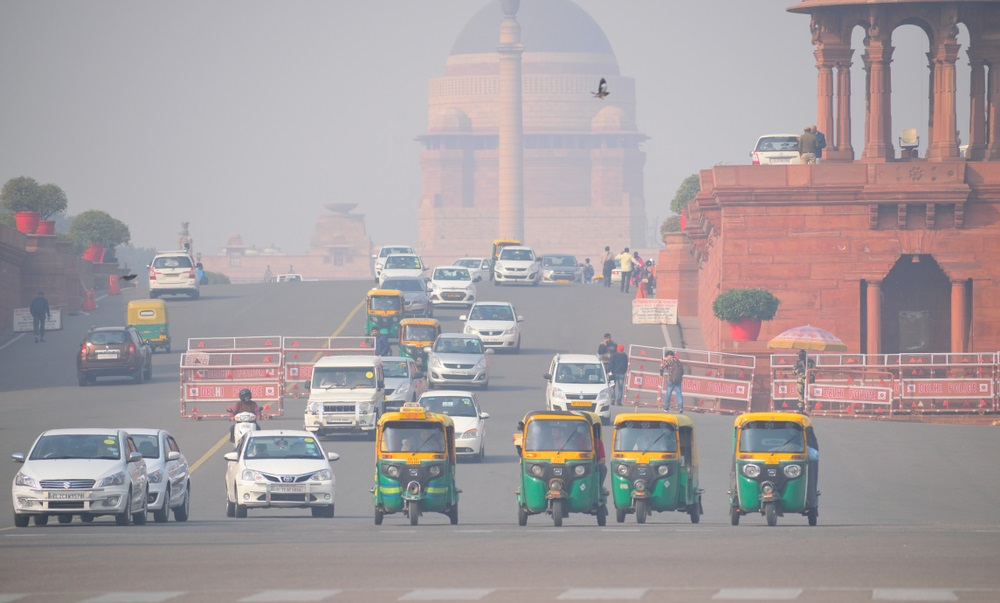 Countries including India are among those with the highest risk of harm to citizens from air pollution